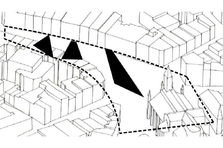 Parvis concours surface 7