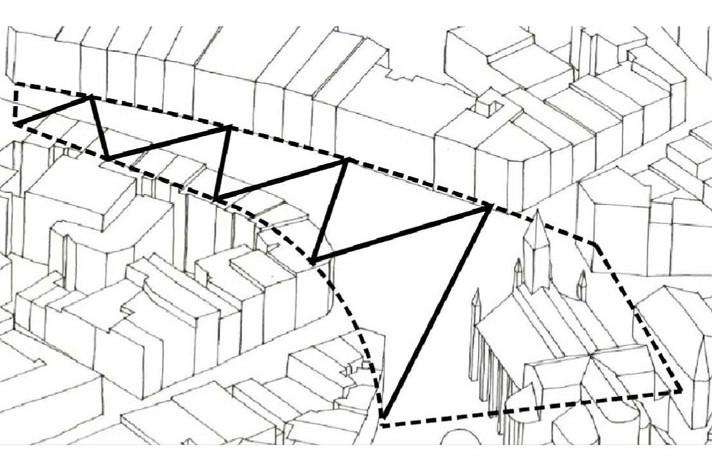 Parvis concours surface 8