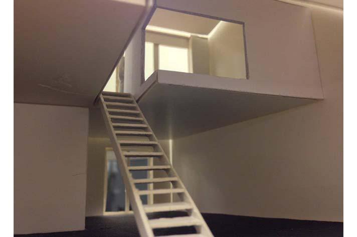 Rouppe maquette duplex haut