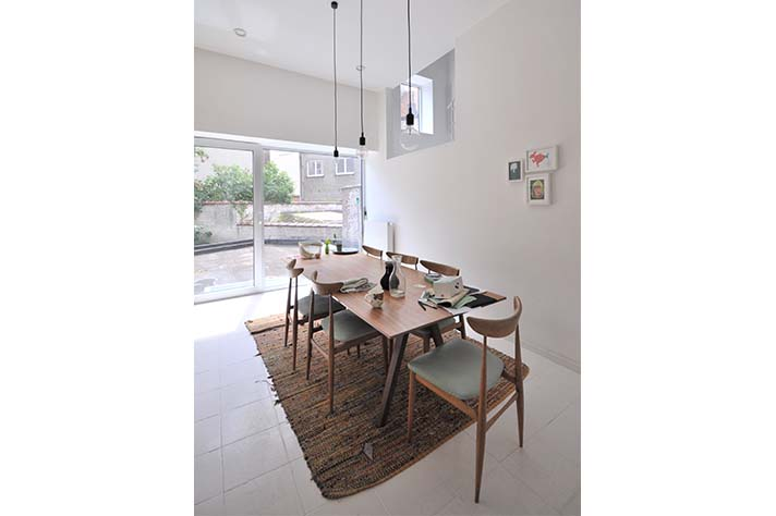 Lisbonne salle à manger